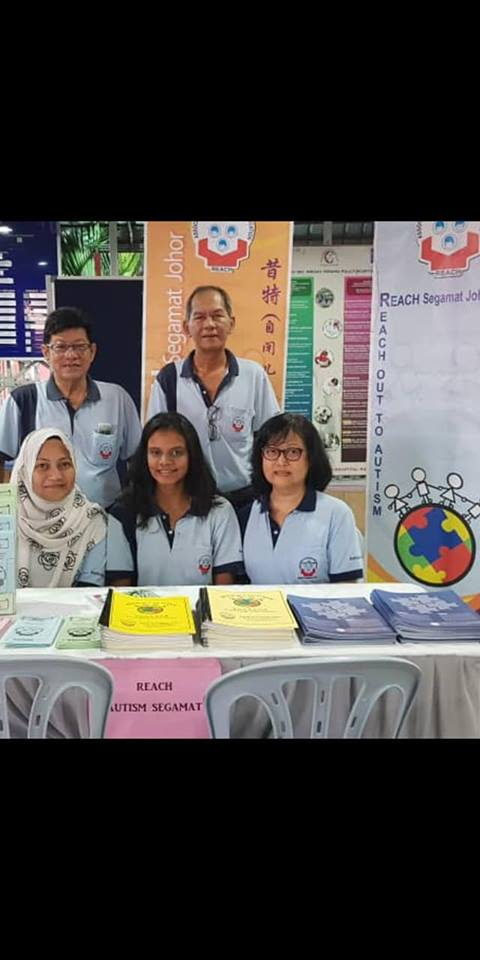 Autism Awareness Campaign at Hospital Segamat